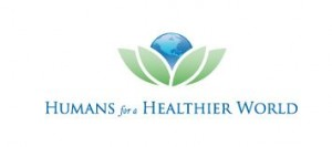 humans for healthier world logo